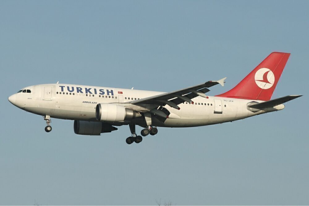 Turkish Airlines A310