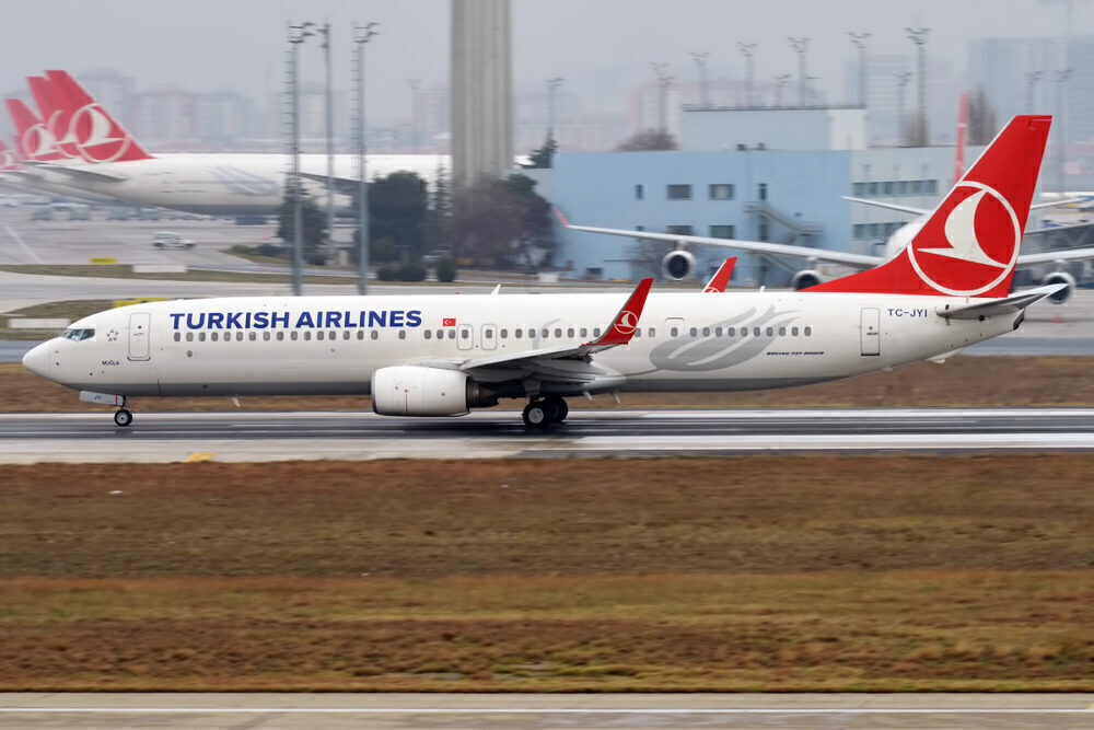 Turkish Airlines B737-900ER