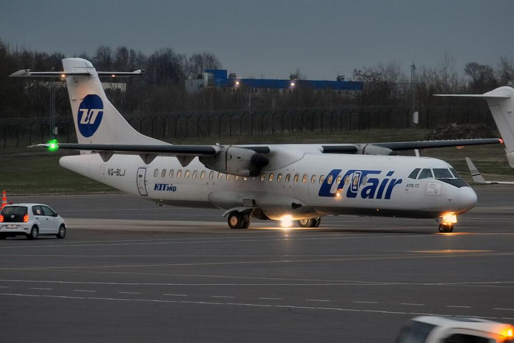 UTair ATR 72