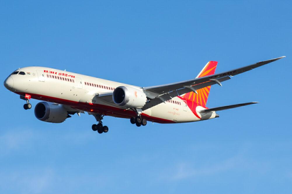 Air India B787-8
