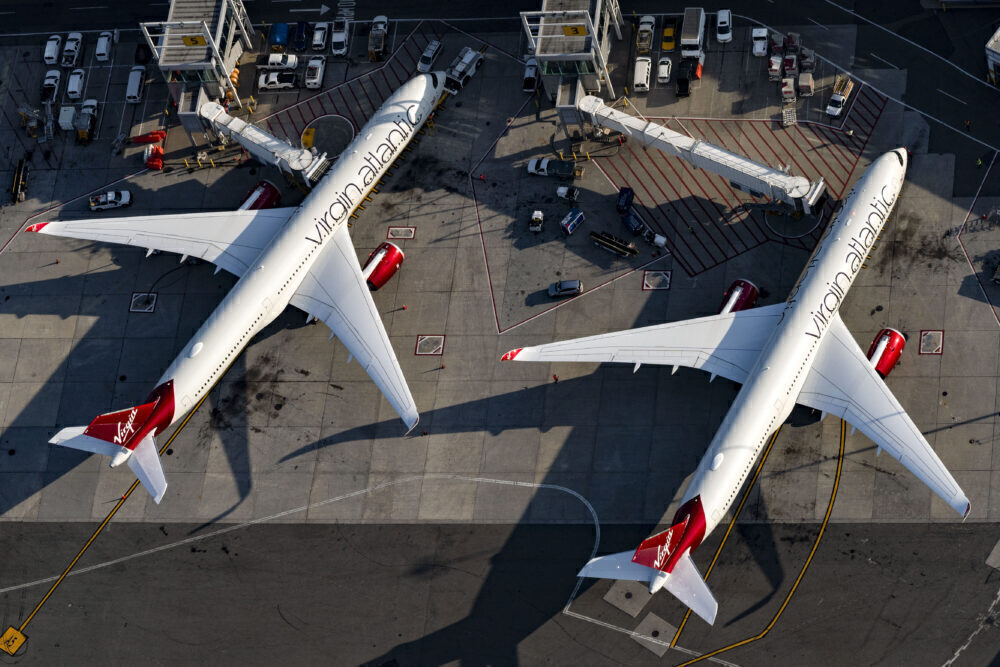 Virgin Atlantic Airbus A350-1041