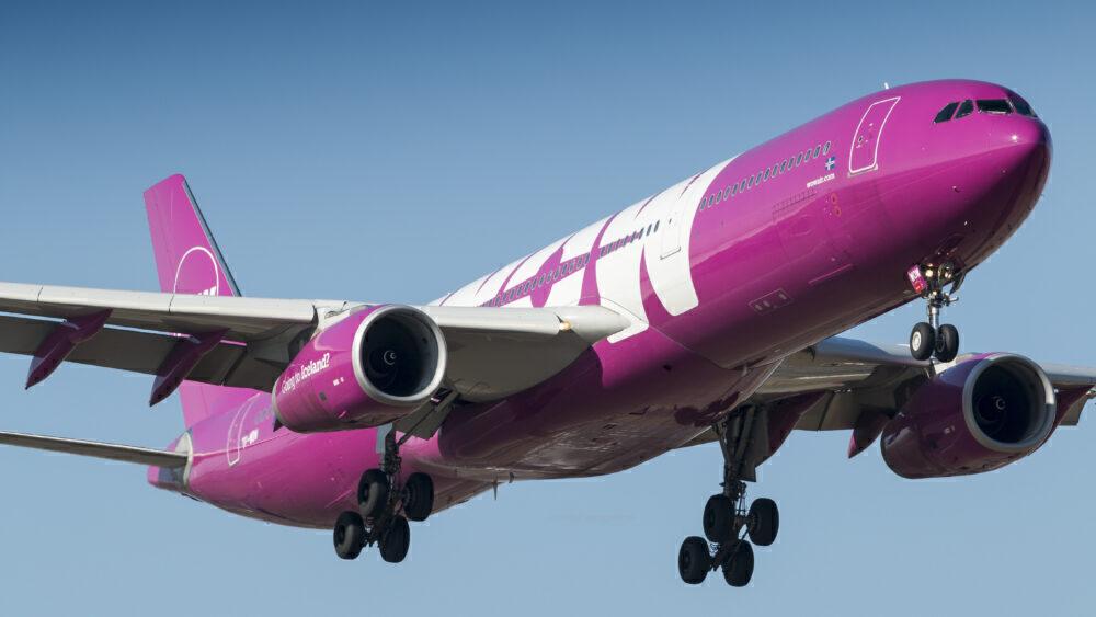 WOW Air A330