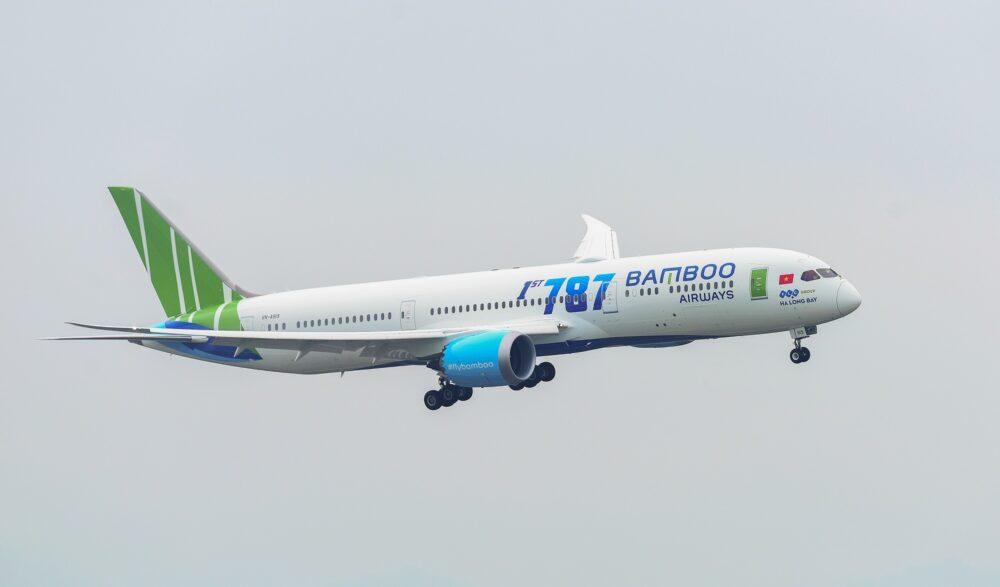 Bamboo Airways Boeing 787-9