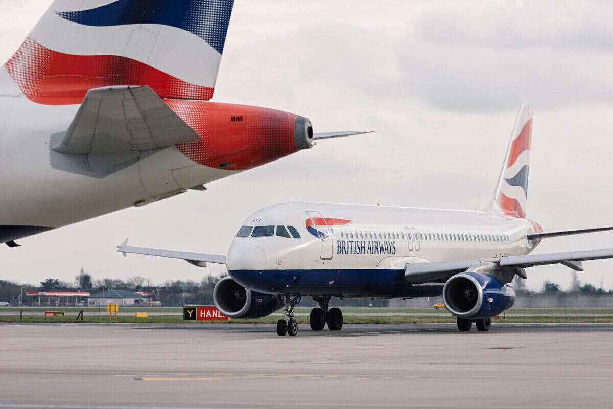 British Airways, Short Haul, Europe