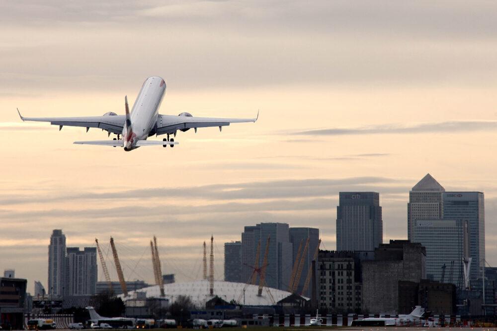British Airways LCY