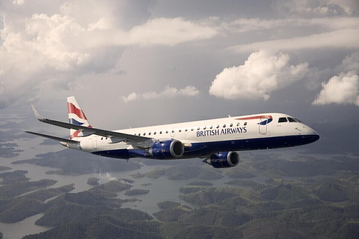 British Airways BA CityFlyer, Gibraltar