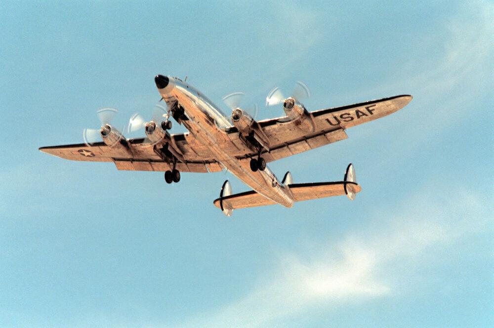 Columbine II Lockheed Air Force One