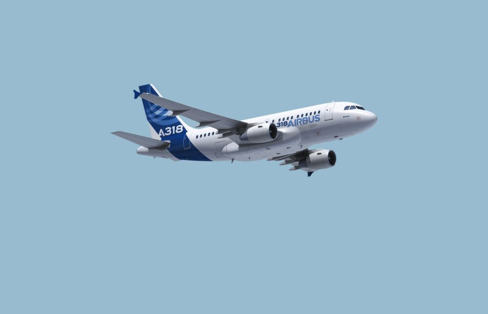 TWA A318 order