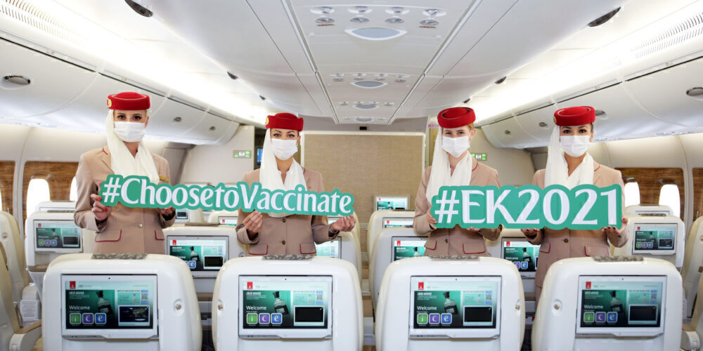 EK2021 Emirates Attendants