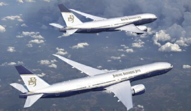 Boeing 777X Business Jets
