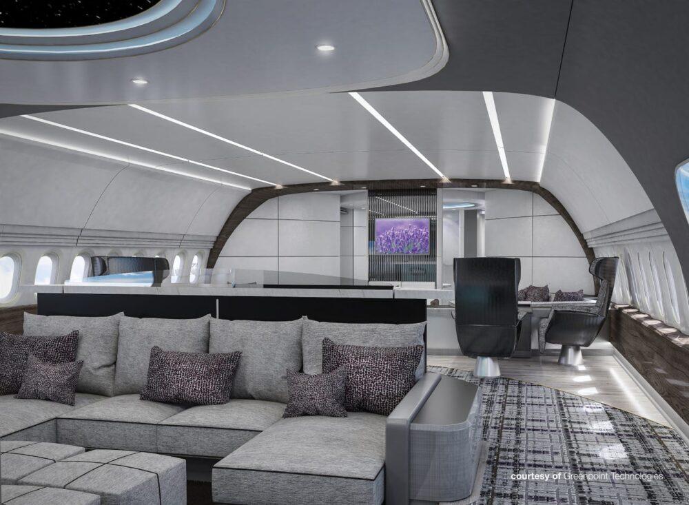 Boeing business jet BBJ 777X