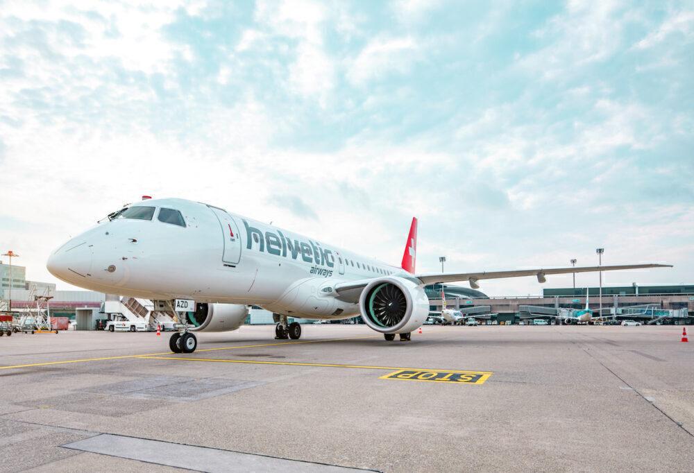 Helvetic Airways E190-E2