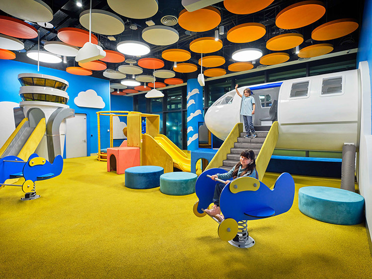 Istanbul Sets A Goal Of Becoming A Child Friendly Airport