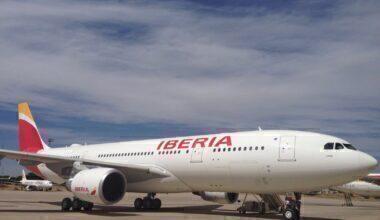 Iberia Airbus A330
