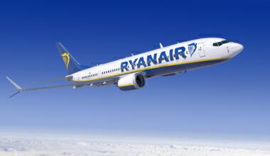 Ryanair, Boeing 737 MAX, Milan