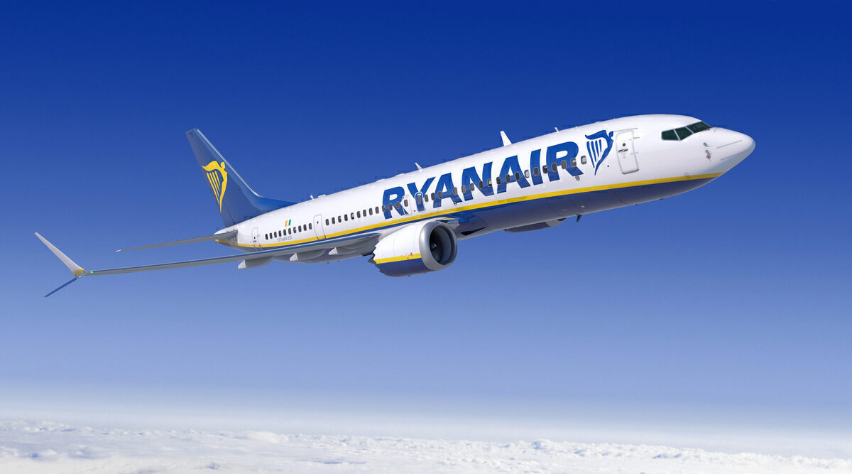 Ryanair Could Base Boeing 737 MAX Aircraft In Milan