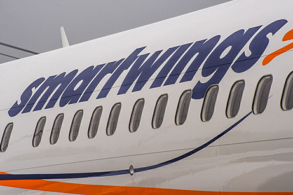Smartwings Livery