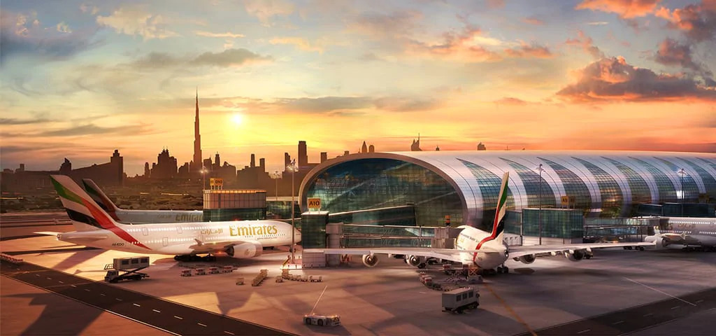 The Power Of Dubai International Airport As A Mega Hub