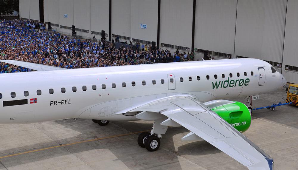 Wideroe E190-E2