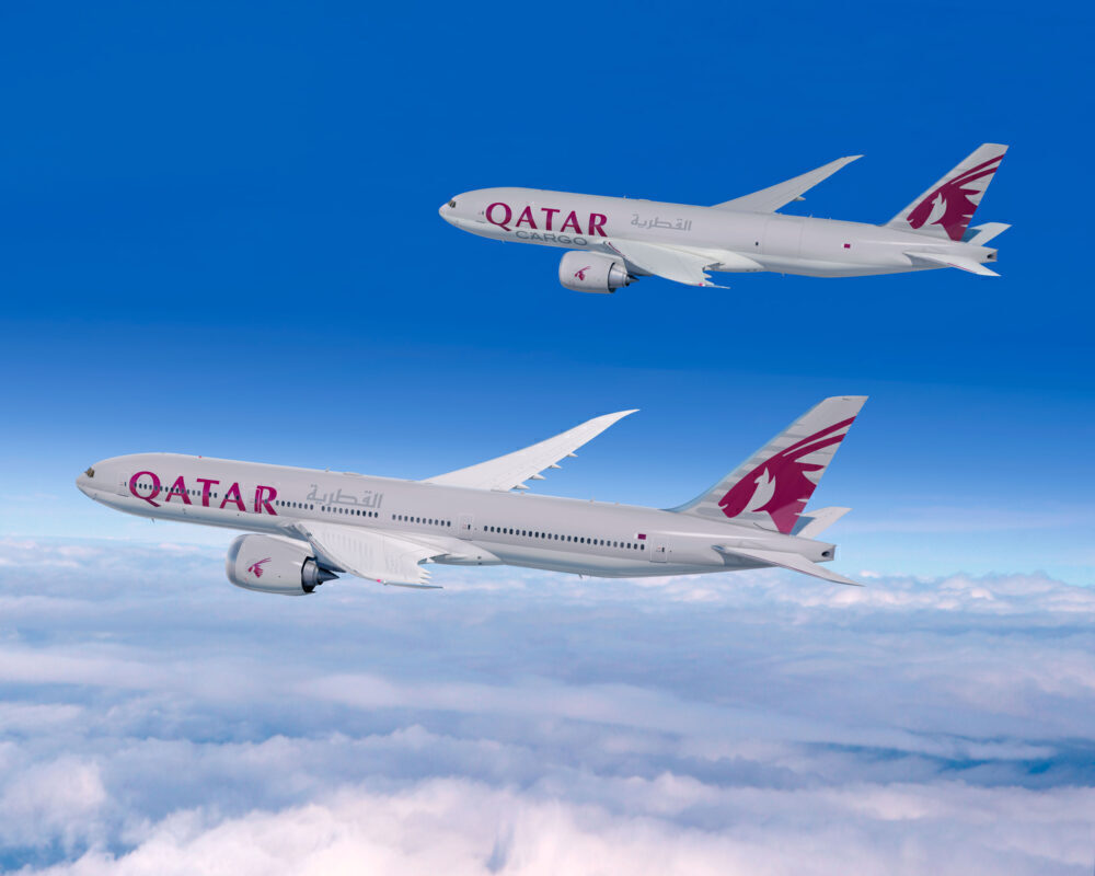 Qatar Airways 777X