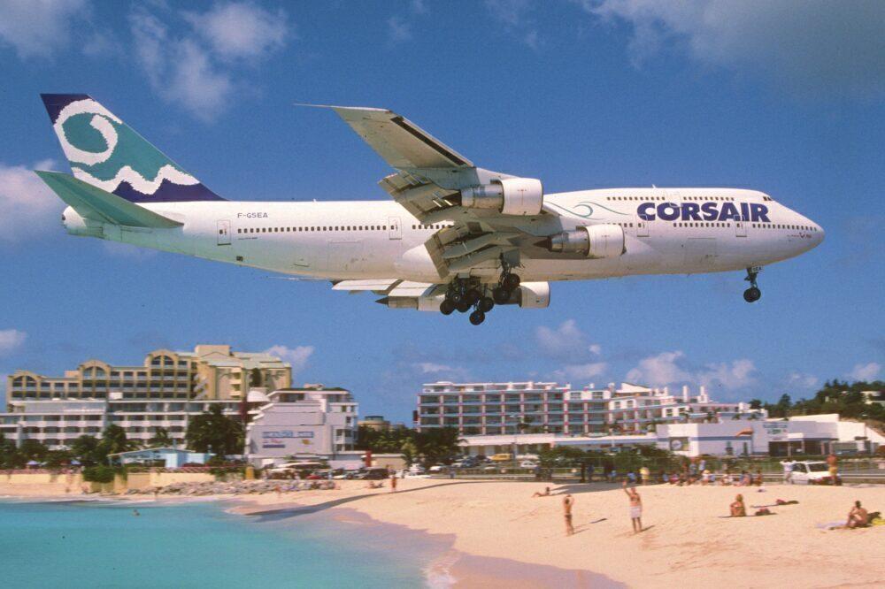 Corsair 747-300