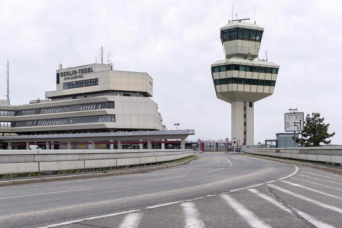 Berlin Tegel Airport, Dismantling, Retirement