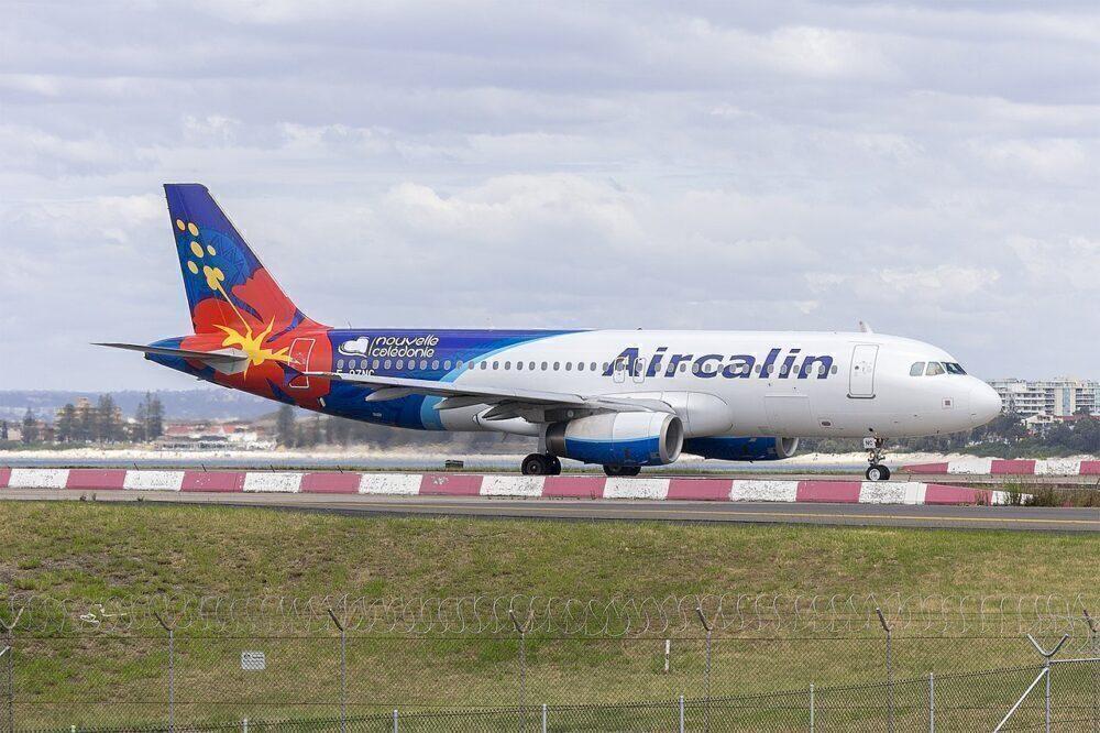 Aircalin Airbus A320