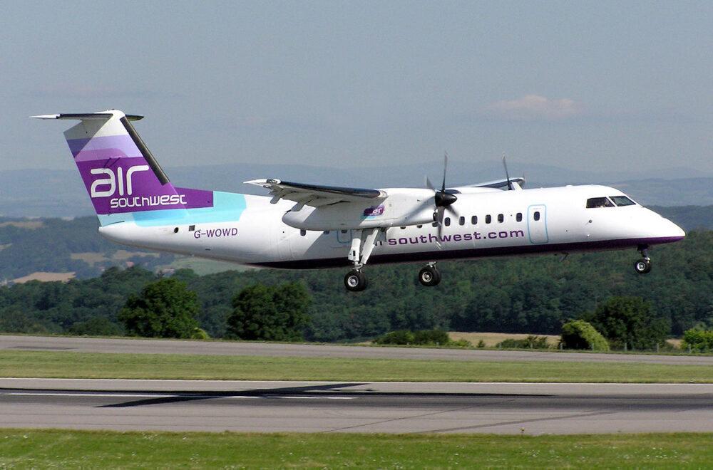 Air Southwest Dash 8-300