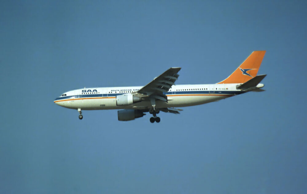 South African A300