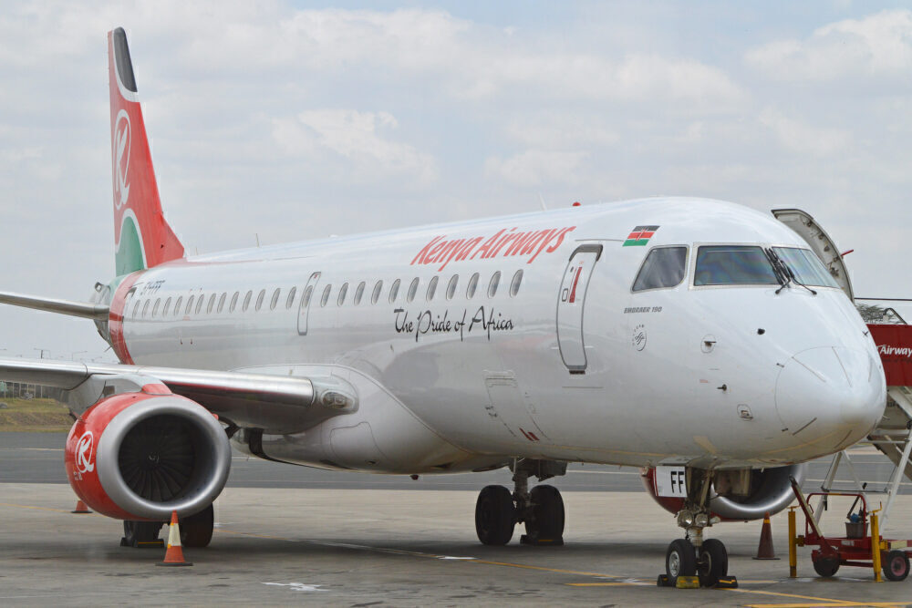 Kenya Airways Partners With South Africa's Airlink