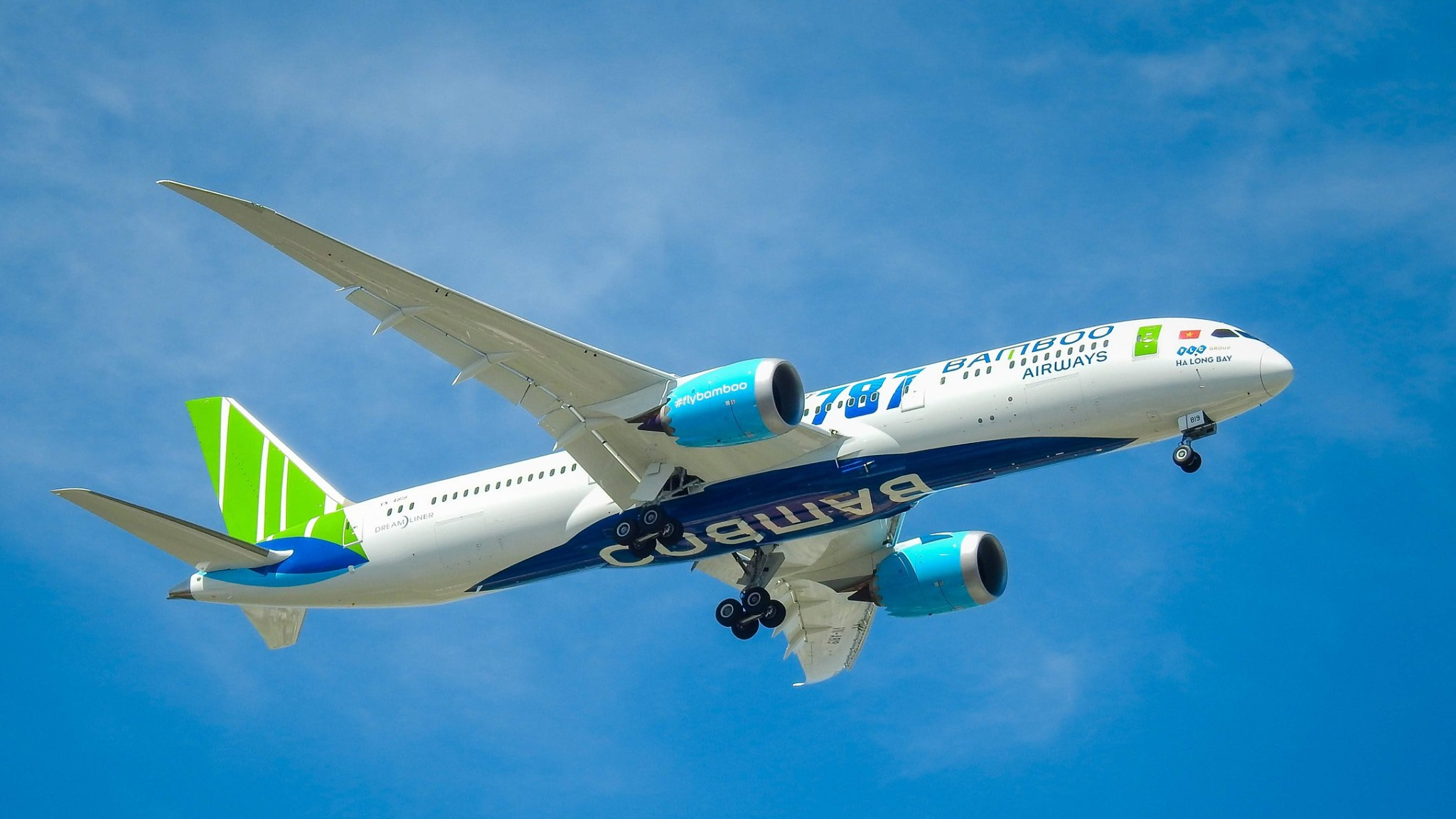 Bamboo Airways Sets Plans To Fly To Los Angeles And San Francisco
