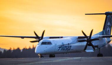 Alaska Dash 8