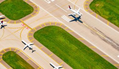 Minneapolis-St. Paul Airport