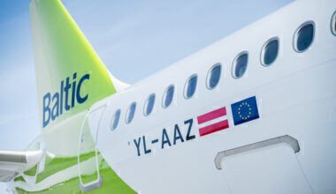 airBaltic Airbus A220-30