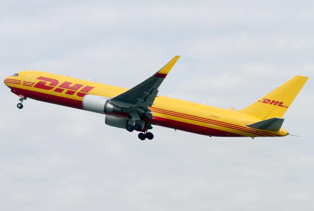 Boeing    767-300F    DHL Air    G-DHLE