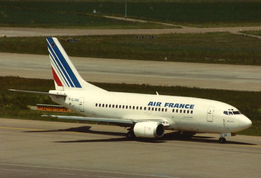 Boeing 737-500 d'Air France