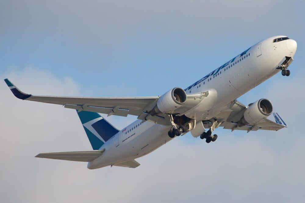 WestJet Boeing 767