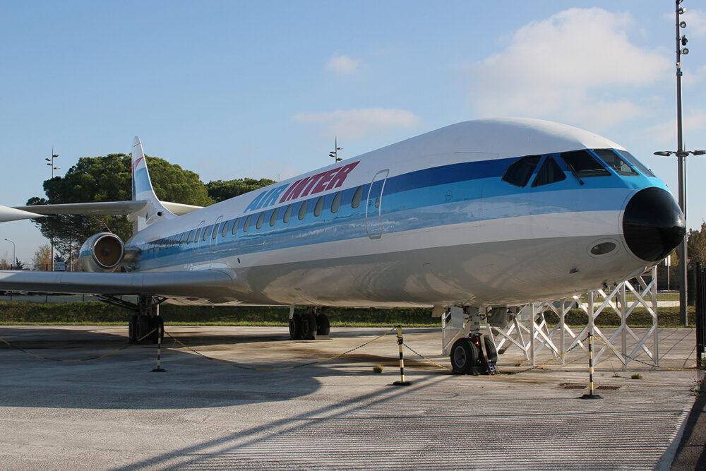 Sud Aviation Caravelle 12