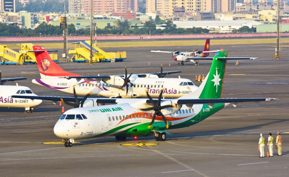 UNI Air ATR 72