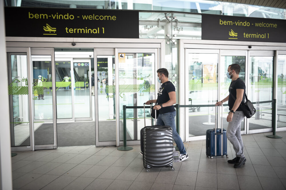 Portugal open to UK travelers