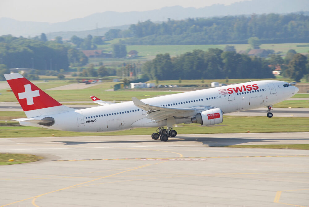 What Happened To SWISS' Airbus A330-200 Aircraft?