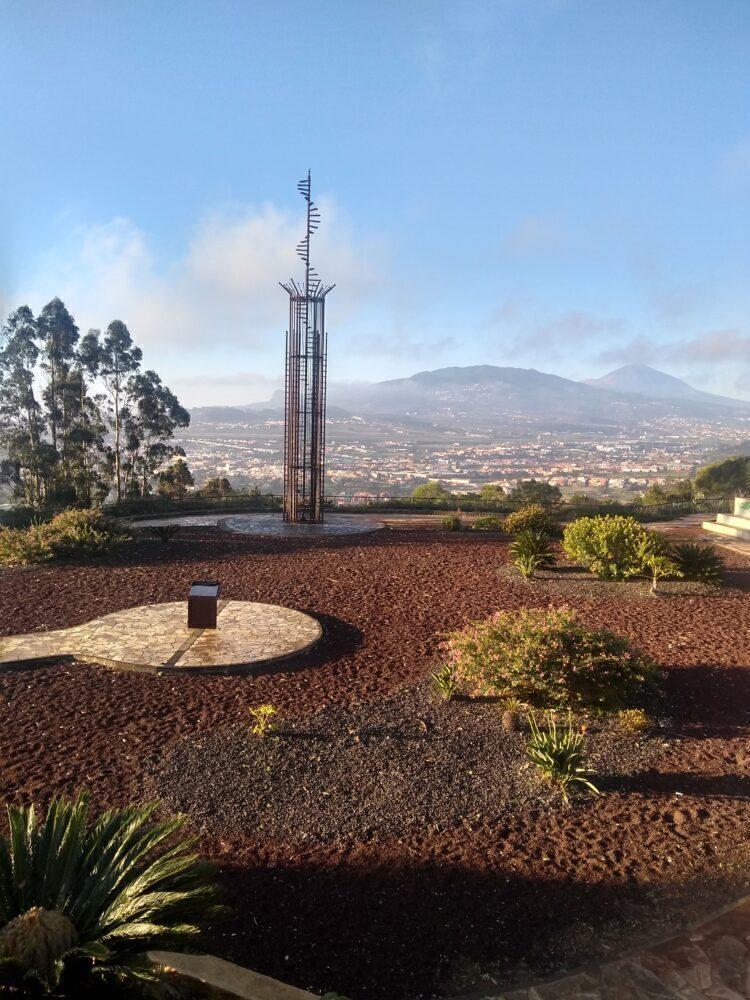 Tenerifre memorial