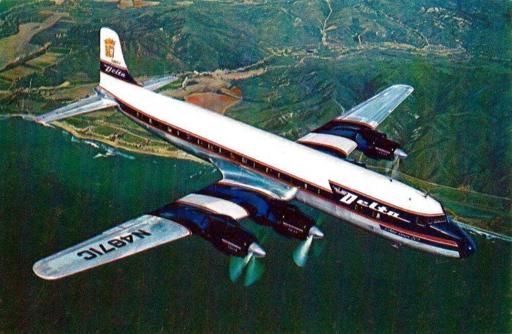 Delta Air Lines Douglas DC-7