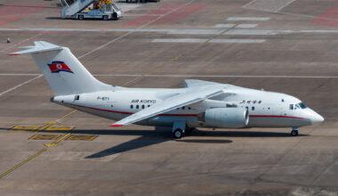 Air Koryo Antonov An-148