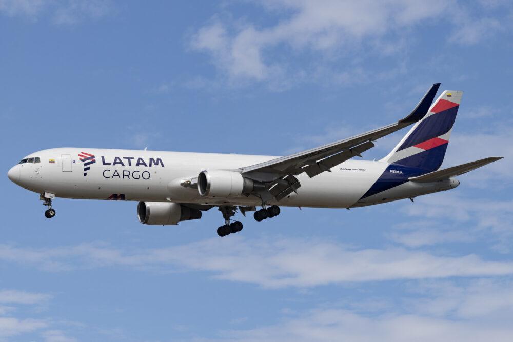 LATAM Cargo Boeing 767-300F