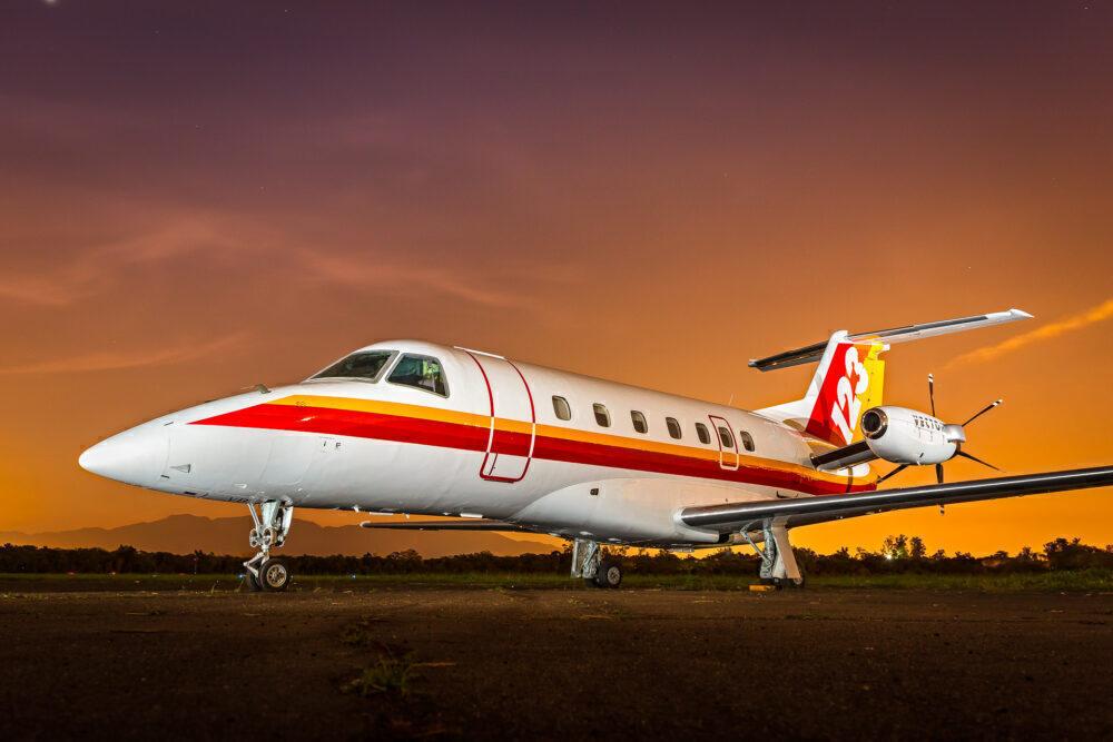 Embraer-FMA CBA 123 Vector