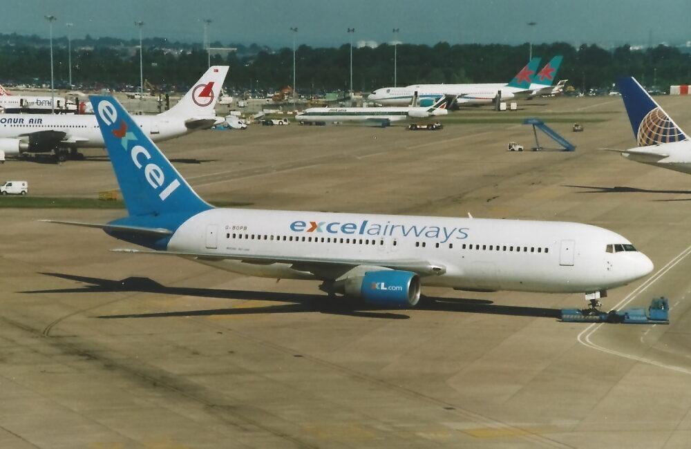 Excel Airways Boeing 767