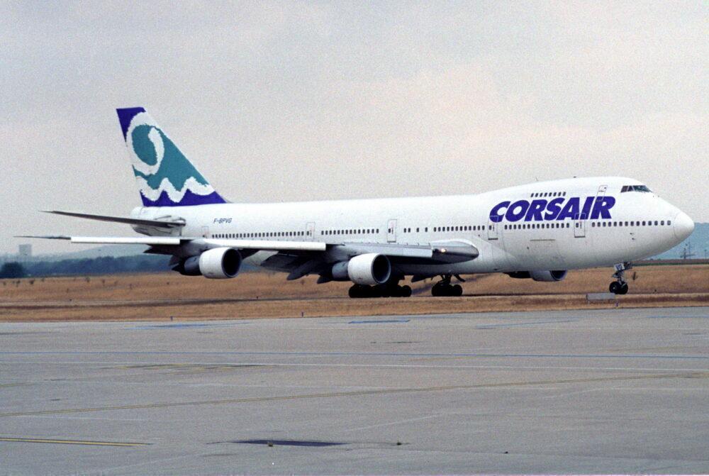 Corsair 747-100