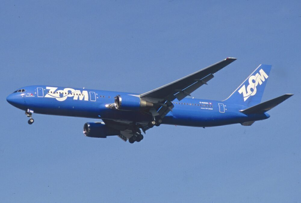 Zoom Airlines Boeing 767