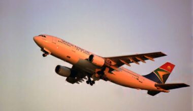 South African Airbus A300